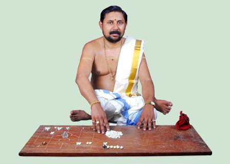Achuthan Nair – Astrologer